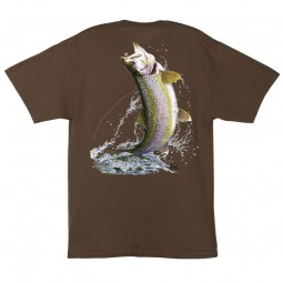 CAMISETA PESCA AL AGNEW TROUT ON A FLY
