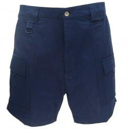 Pantalón corto de pesca Hook & Tackle FLEX II-NAVY