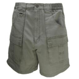 Pantalón corto de pesca Hook&Tackle BEERCAN CARGO KHAKI